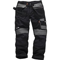 Scruffs 3D Trade Trouser Black 28S