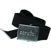 Scruffs Black Clip Belt One Size