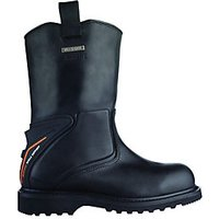 Scruffs Boots Cyclone 3 Safety Rigger Black Size 7