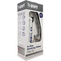 BWT Inline Drinking Water Filter Kit