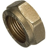Wickes Compression Nut 22mm