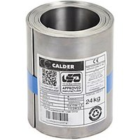 Click to view product details and reviews for Calder Code 4 Roof Lead Flashing 390mm X 3m.