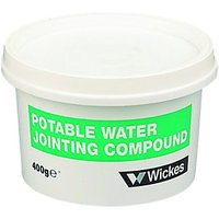 Wickes Potable Water System Jointing Compound   400g