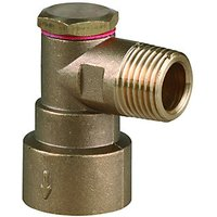 Wickes Gas Socket for Bayonet Hose 12mm