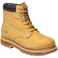 Dickies Cleveland Safety Boot - Tan Size 7