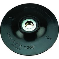 Wickes Angle Grinder Flexible Rubber Backing Pad