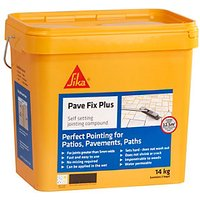 Sika Fast Fix Jointing Filler for Paving - Buff 11L