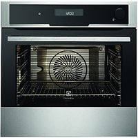 Electrolux EOB8551AAX Touch Control Multifunction Combi Steam Oven Stainless Steel