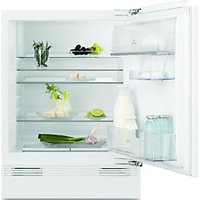Electrolux ERY1401AOW Integrated Under Counter Larder Fridge White 600mm