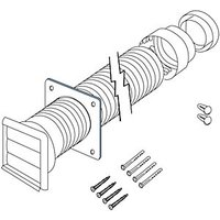 Electrolux CDK5F Flexible Ducting Kit - 120mm