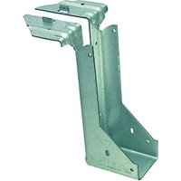 Wickes Galvanised Joist Hanger 50x200mm