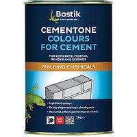 Click to view product details and reviews for Bostik Cementone Cement Mortar Dye Red 1kg.