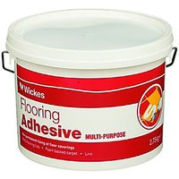 Click to view product details and reviews for Wickes Multi Purpose Flooring Adhesive 275kg.