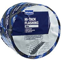 Wickes Self Adhesive Hi-tack Flashing Strip 100mm x 10m