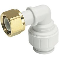 John Guest Speedfit PEMBTC1514P Bent Tap Connector   12 x 15mm