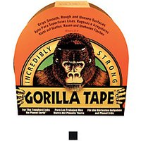 Click to view product details and reviews for Gorilla All Purpose Tape 32m Black.