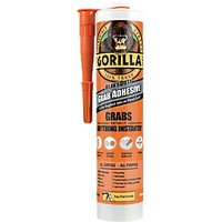Click to view product details and reviews for Gorilla Grab Adhesive 290ml.