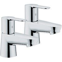 Grohe Get Basin Taps - Chrome