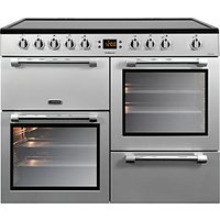 Leisure Cookmaster 100cm Elec Silver Cooker