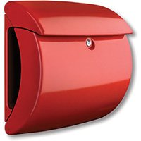 BURG-WACHTER Piano Post Box - Red