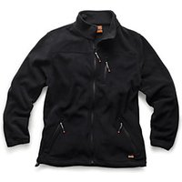 Scruffs Wr Worker Fleece Black M