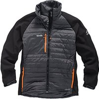 Scruffs Expedition Grey Thermo Softshell Jacket - L