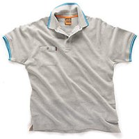 Scruffs Worker Polo Grey XXL.