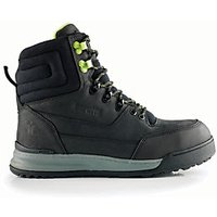 Scruffs Game Safety Boot - Black Size 12