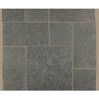 Marshalls Granite Eclipse Textured Graphite Paving Slab 800 x 200 x 25 mm - 4.8m2 pack