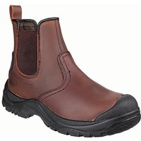 Amblers Safety AS200 Skiddaw Brown Size 11