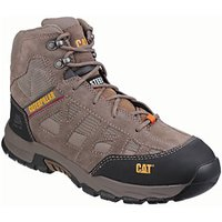 Caterpillar Cat Structure Hiker Safety Boot - Brown Size 8
