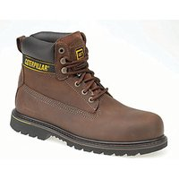 Caterpillar CAT Holton SB Brown Size 12