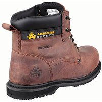 Amblers Safety FS145 Safety Boot - Brown Size 7