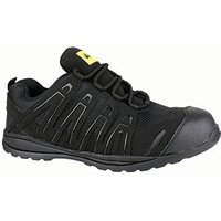 Amblers Safety FS40C Safety Trainer - Black Size 3