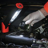 Active AP Pro Series A56055 COB LED Rechargeable Inspection Light with Battery   270lm