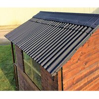 Watershed Roofing Kit for 8 x 14ft Apex Roof - WA30-600-542