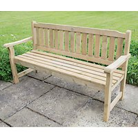 Forest Garden Rosedene 5ft Bench