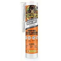 Click to view product details and reviews for Gorilla Mould Resistant Sealant Clear 295ml.