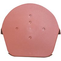 Click to view product details and reviews for Easy Trim Verge U Half Round Ridge Cap Terracotta.