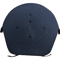 Click to view product details and reviews for Easy Trim Verge U Half Round Ridge Cap Black.