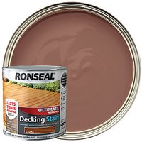 Ronseal Ultimate Protection Decking Stain - Cedar 2.5L