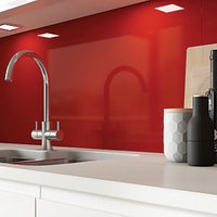 Click to view product details and reviews for Alusplash Splashback Spanish Red 800 X 600mm.