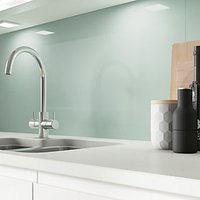 Click to view product details and reviews for Alusplash Splashback Ocean Wave 800 X 600mm.