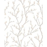 Graham & Brown Superfresco Easy Karma Natural Suede Textured Wallpaper - 10m
