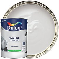 Dulux Silk Emulsion Paint - Polished Pebble 5L