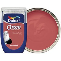 'Dulux - Roasted Red - Once Paint Tester Pot 30ml