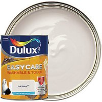 Dulux Easycare Washable & Tough Matt Emulsion Paint - Just Walnut 5L