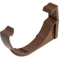 Click to view product details and reviews for Floplast Rkm1br Miniflo Gutter Fascia Brackets Brown Pack Of 2.