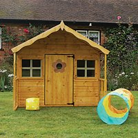 Mercia 6 x 5 ft Honeyhouse Playhouse with Assembly