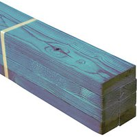 Wickes Treated Timber Roof Batten - 25mm x 38mm x 3m Pack of 8